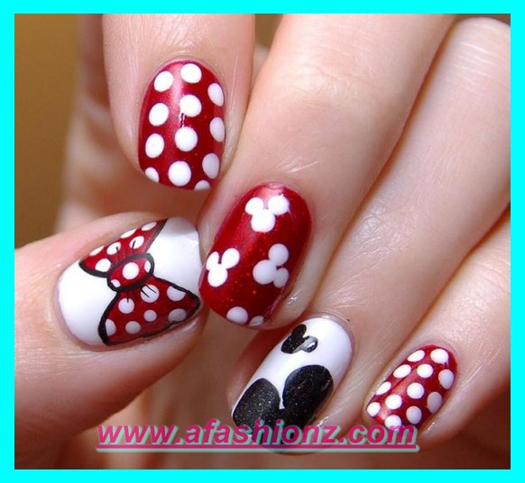 Nail polish nail art designs for women 2016 17 designer nail designs for girls prinsesfo Image collections