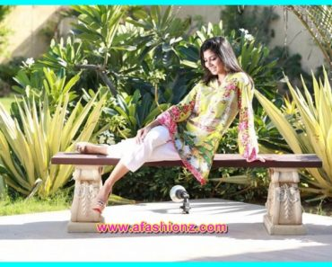 Latest Gallery Of Farah Talib Aziz Silk Shift Kurtas & Winter Silk Dresses 2016-2017