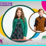 Latest Gallery Children Dresses Collection For Winter Season By Eden Robe 2016-2017