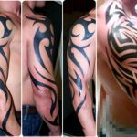 Latest tattoos shops designs for men