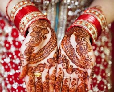 New Mehndi Designs for dulhan