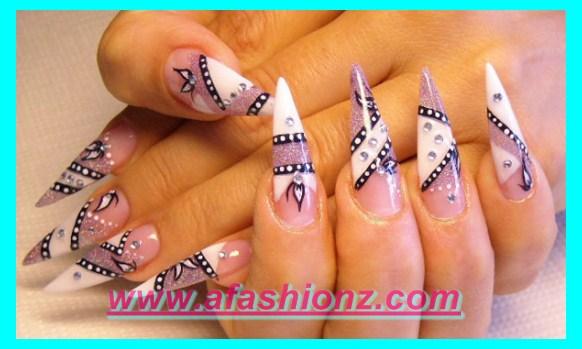 Nail polish nail art designs for women 2016 17 best nail designs prinsesfo Gallery