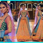 Nomi Ansari OUDH Frocks For Bridla Wear