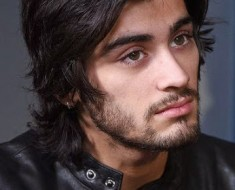 Zyen Malik Hair Style