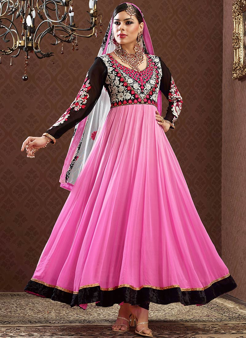 Pakistani girl dress facebook color