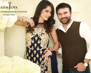 Asim Jofa Luxury Embroidered Collection 2016 (4)