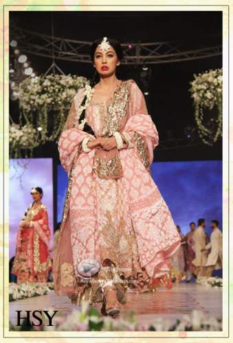HSY Bridal Collection 2016 for women