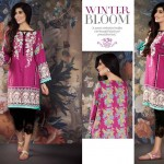 SNM Khaddar Kurti Winter Dresses Collection 2016