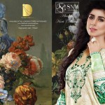 SNM Khaddar Kurti Winter Dresses Collection 2016 (5)