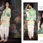 SNM Khaddar Kurti Winter Dresses Collection 2016 (6)