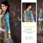 SNM Khaddar Kurti Winter Dresses Collection 2016 (7)