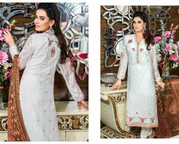 Tawakkal Fabrics Cosmic Chiffon Dresses 2016 for Women (1)