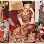 Indian Actresses Wedding Dresses New Trends (1)