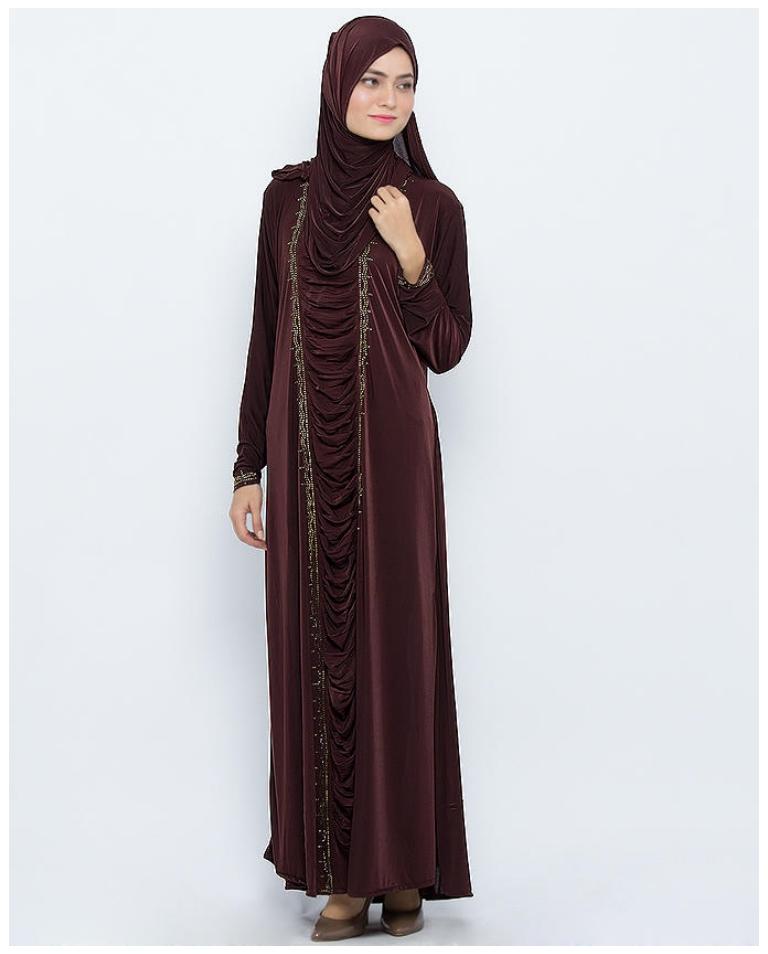 Abaya and Caftan - 30 Photos of Muslim Woman's Clothing.
