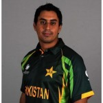 Cricketer Nasir Jamshed wedding to a baby story