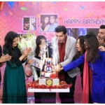 Sanam Chaudry celebrating Furqan Qureshi Photos