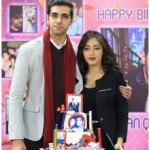 Sanam Chaudry atFurqan Qureshi Birthday Pictures