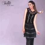 Teena by Hina Butt Fancy Formal Dressses for Winter (6)