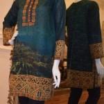 Thread & Motifs Autumn Winter Dresses 2016 for Girls (2)
