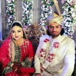 Pakistani Actress Uroosa Siddiqui Wedding Pictures