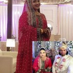 Uroosa Siddiqui tied the knot with Saqib Khan