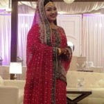 Today Actress Uroosa Siddiqui Complete Wedding Pictures