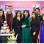 Zaib Chaudhry's birthday celebration along with her sister