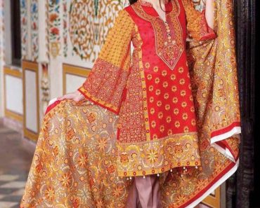 Deeba Spring & Summer Printed Lawn Collection 2016