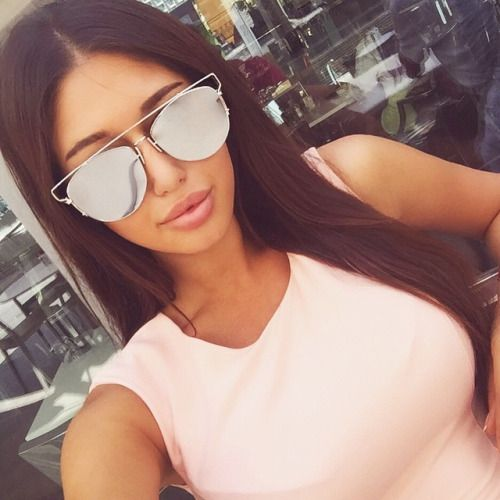 6ad3526165f Latest Sunglasses Trends 2016 Latest Style   Look