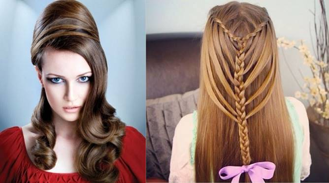 letest hair style best hairstyle for 2016 6249 | Pakistani Best Hairstyle For Girls 2016 15
