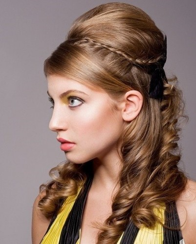 Pakistani Best Hairstyle For Girls 2016
