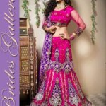 Pakistani Bridal Dresses & Lengha Designs Pictures