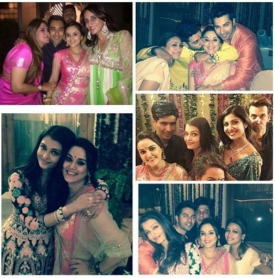 Preity zinta post wedding
