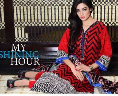 Ajwa Lawn Spring & Summer Collection 2016 Catalog By Ajwa Textile