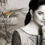 Asim Jofa Luxury Summer Embroidery Lawn Collection 2016-17