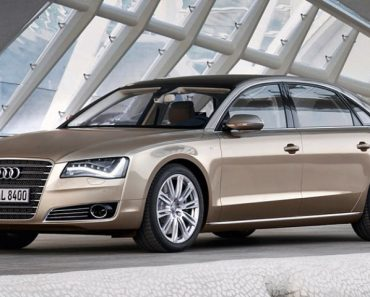 Photos of 2016 Audi A8 L W12 Executive