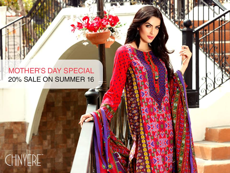Chinyere Summer Lawn Collection | Catalog 2016