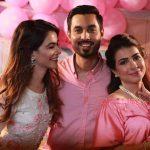 Dua Malik Daughter Birthday Party& Wedding Photo Shoot
