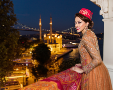 Farah Talib Aziz Latest style Bridal Lehnga Designs Pakistani Fashion