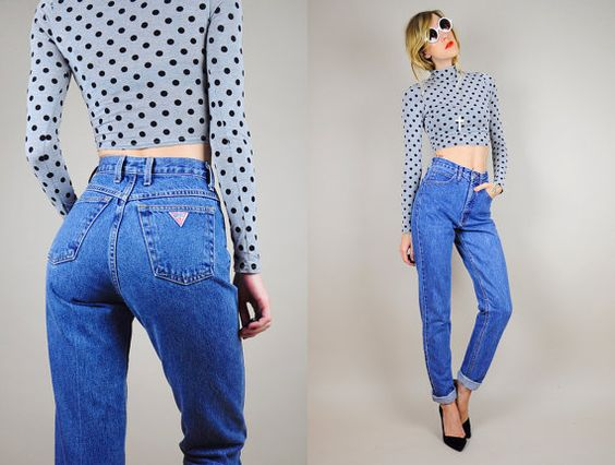 Jeans From The JNCO '90s Fashion Trend For Girls