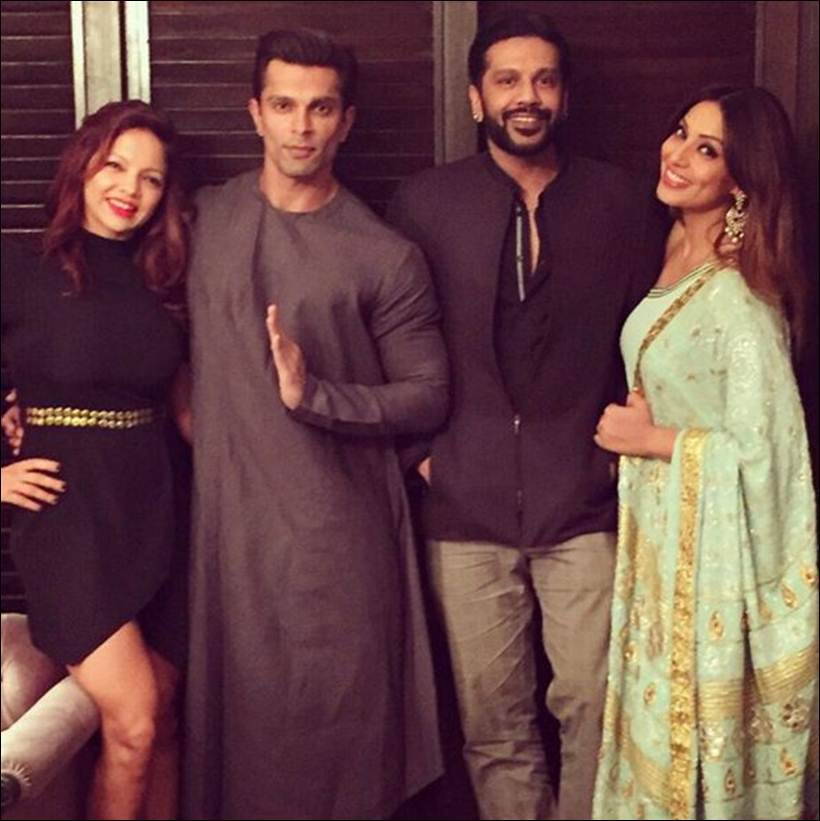 Karan Singh Grover Bipasha Basu Honeymoon Photography