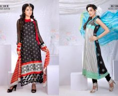 Charizma Elegant & Printed Lawn Collection 2016