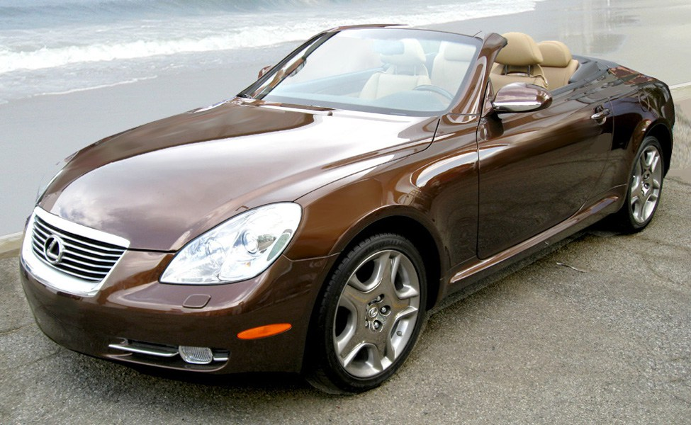 Lexus SC430 HD pictures