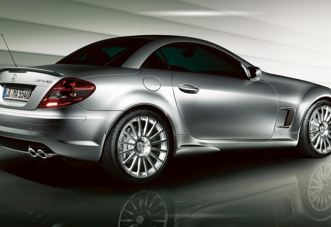 Photo of Mercedes SLK55 AMG