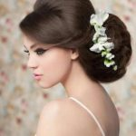 Most Beautiful Party Hairstyle For Girls 2016