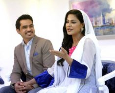 My Husband is A True Supporter Of Imran khan; Veena Malik Said