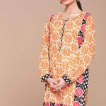 Khaadi Spring Summer Printed Lawn Suit Collection 2016-2017 -Catalog