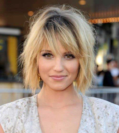 Admirable Bob Hairstyle Around Face 2016 Hairstyles For Women Draintrainus
