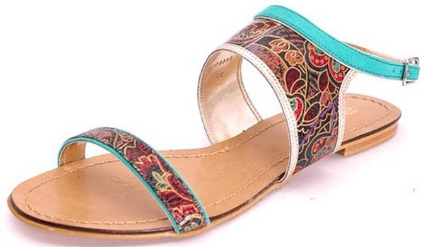 Stylo Shoes 2016 Summer Collection New Trends For Women - Latest Flat Sandals For Girls With Price