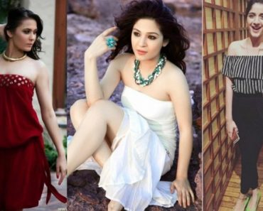 Trend show: Pakistani Actresses In Strapless Fashion